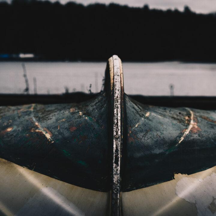 köl,båtbotten