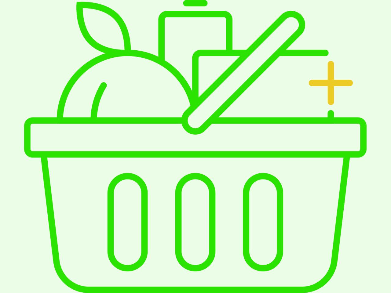ikon Bra Miljöval Livsmedelsbutik