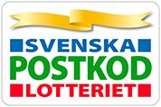 Svenska Postkodslotteriet Logotyp
