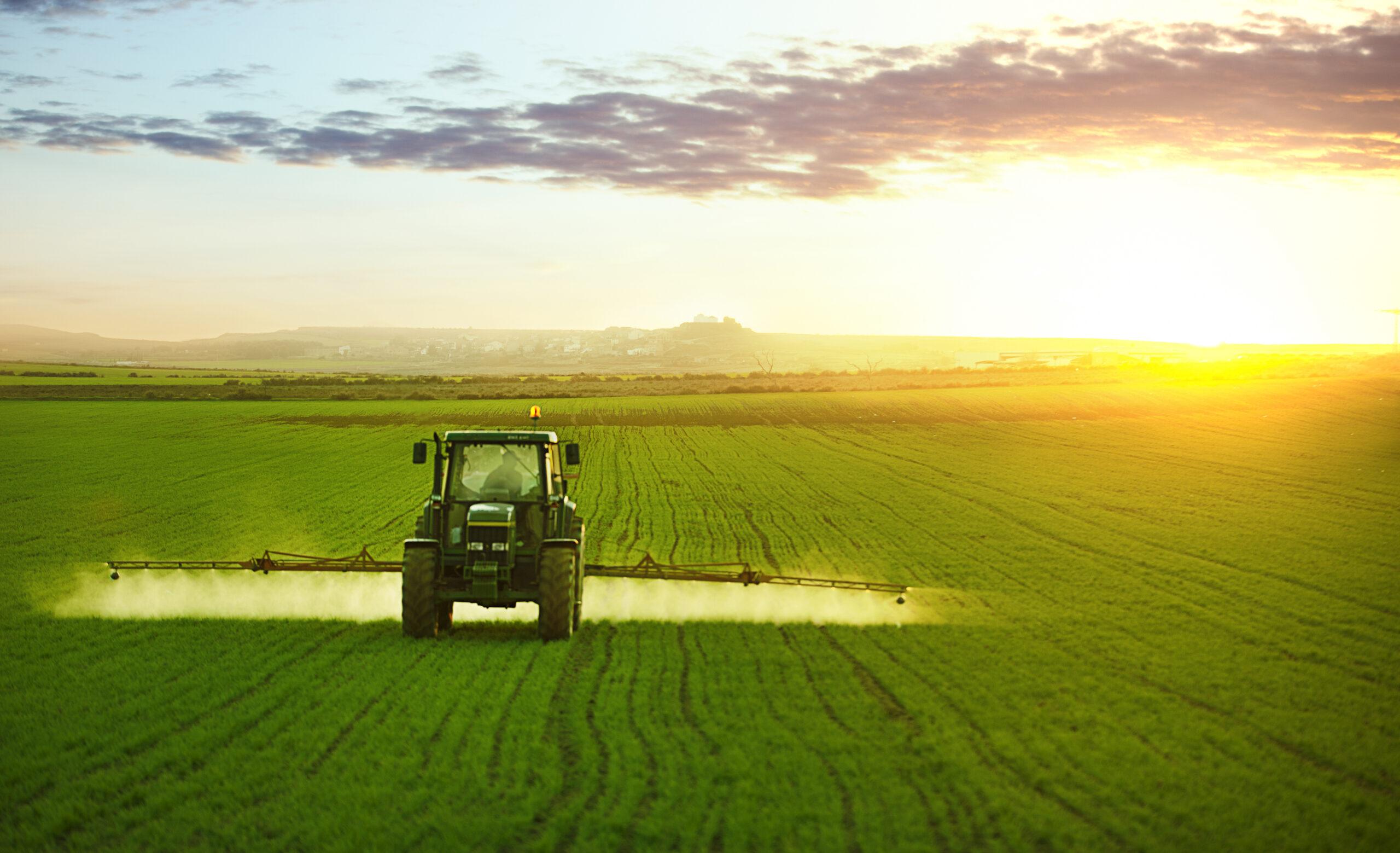 Bekämpningsmedel jordbruk