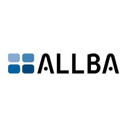 Logotyp, ALLBA,
