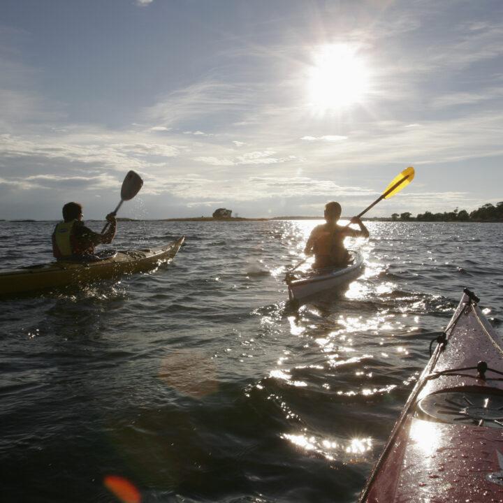 kajak,östersjön,skärgård,paddling