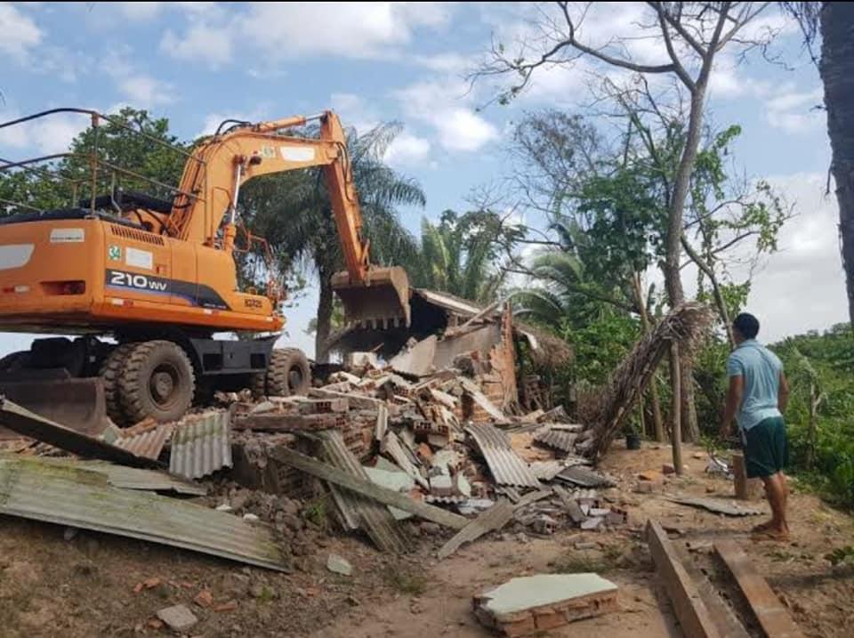 CPP, Samarbetsorganisation, Cajueiro, Maranhão, Brasilien, Miljöförsvarare, Tvångsförflyttning