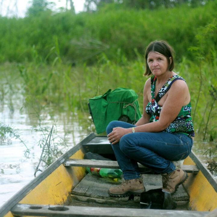 Miljöförsvarare, Brasilien, Nilce Nicinha de Souza Magalhães, MAB, Samarbetsorganisation, Fiskare, Fiske, Småskaligt