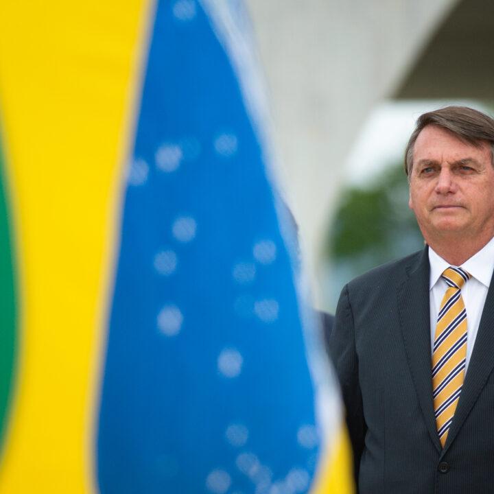 Bolsonaro, Brasilien, President