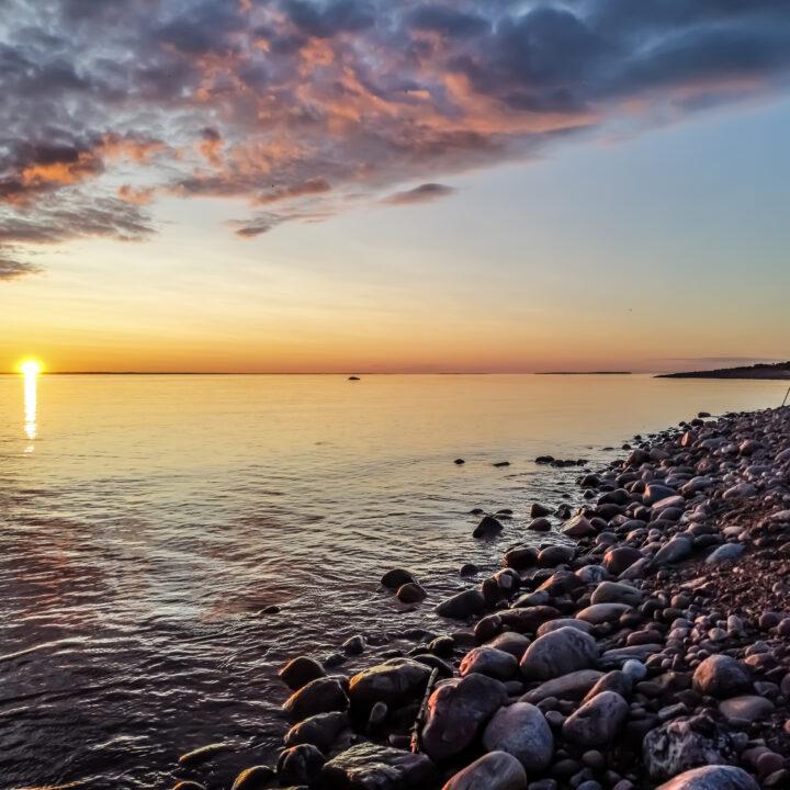 meditation, moder jord, landskap, kust, sten, steniga berg, sten, soluppgång, natur, miljö, frisk