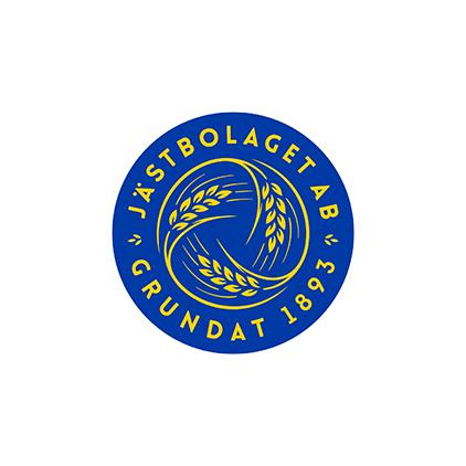 Stödföretag, logga, logotyp, jästbolaget