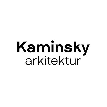 Stödföretag, logga, logotyp, kaminsky