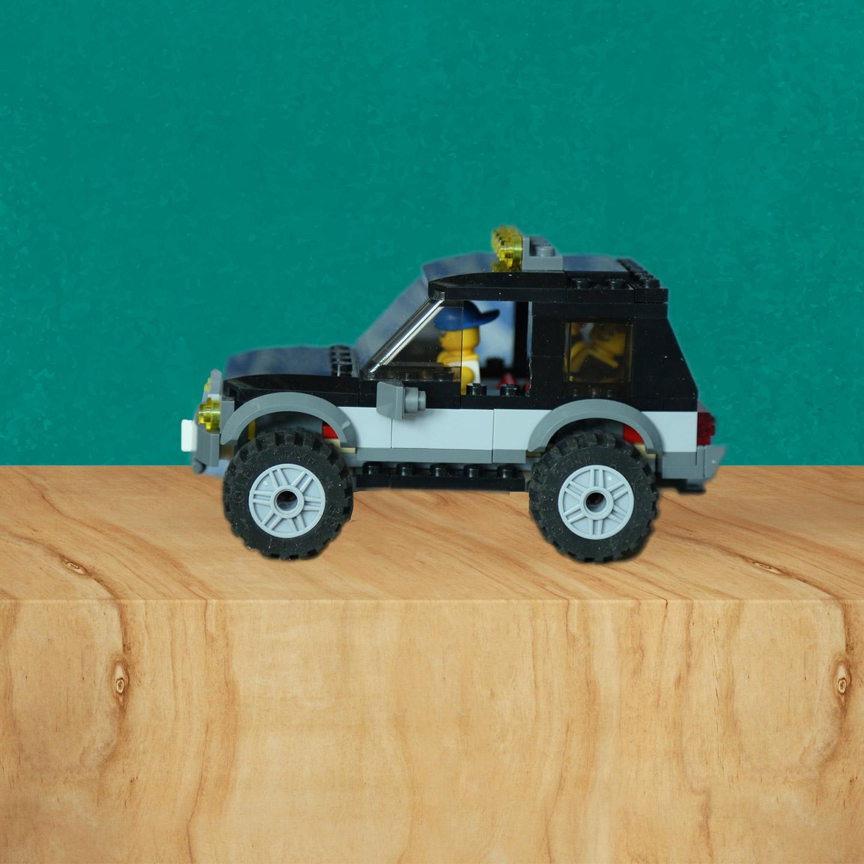2053, bortom, fossilsamhället, museiföremål, SUV