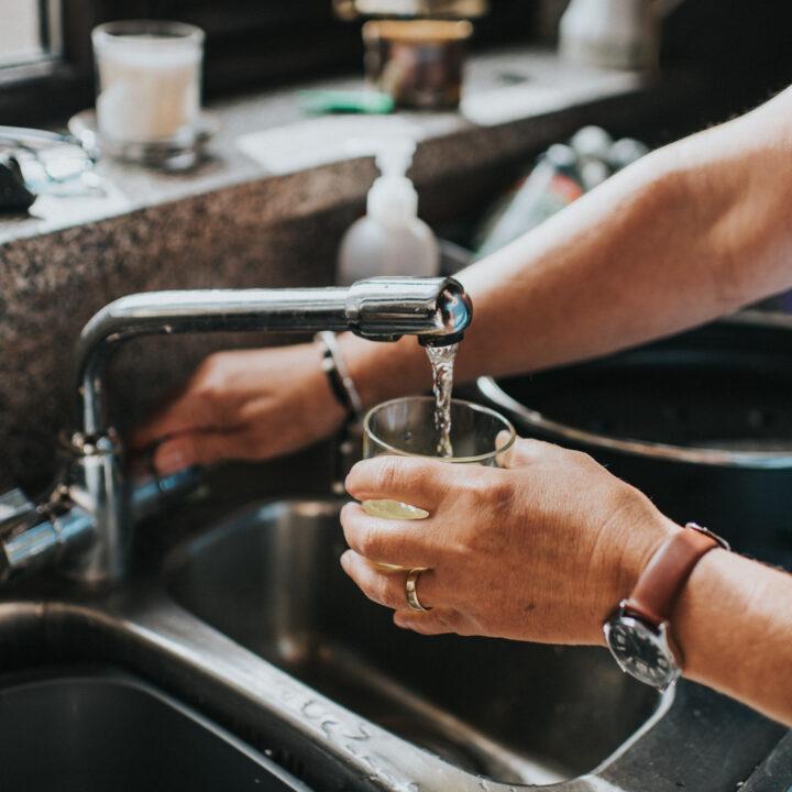 PFAS finns i vårt dricksvatten.