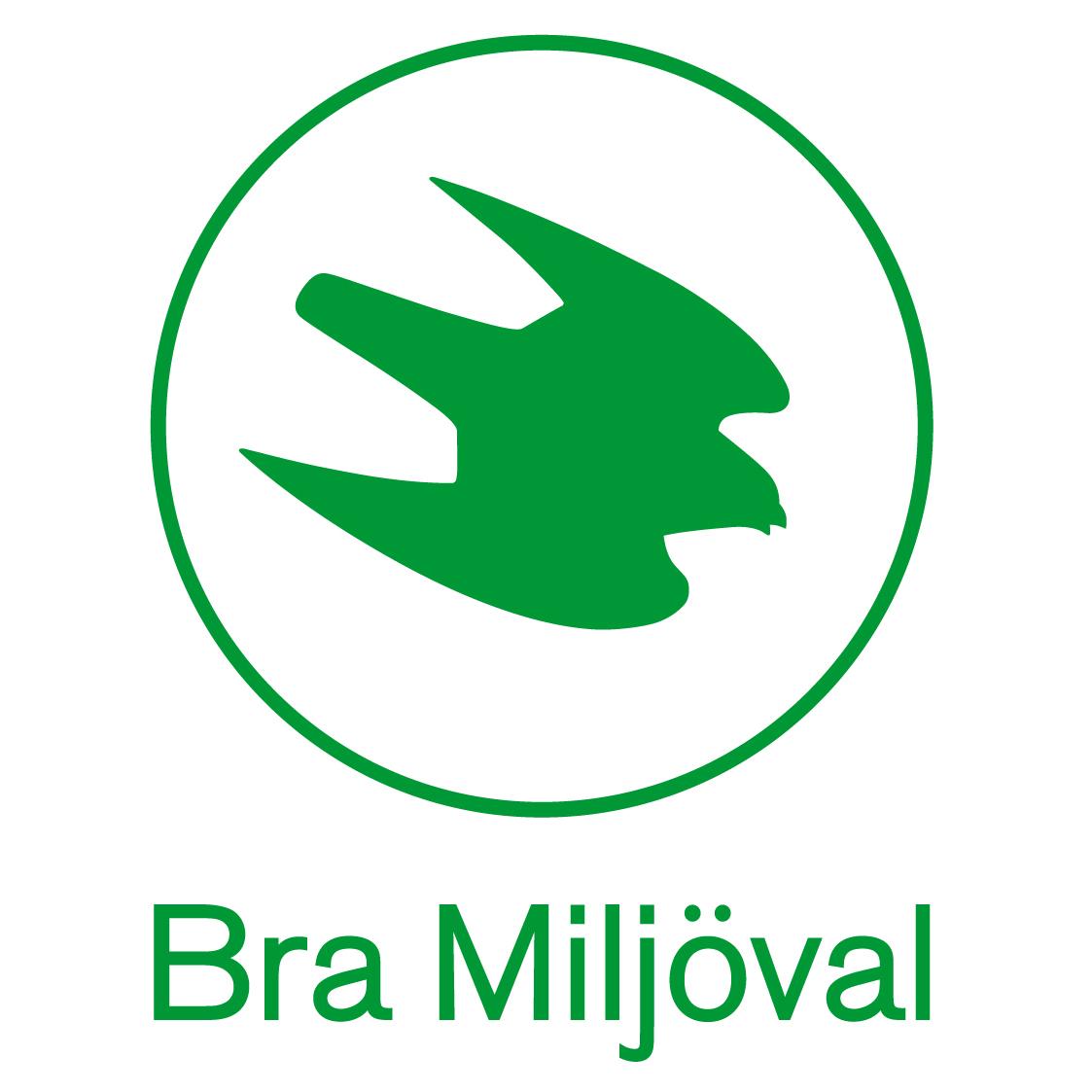 logotyp, logga, logo, grön, bramiljöval