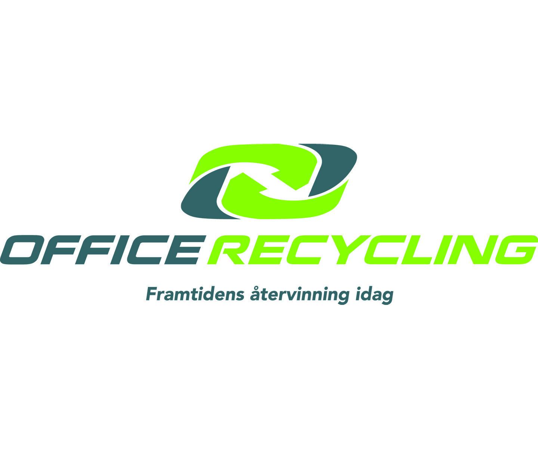 logotyp, office-recycling, logga, budtransporter, licenstagare, logga