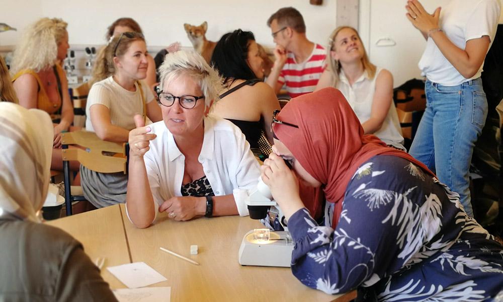 Kryddgårdsskolan, Malmöskolor, lärare, pedagoger, naturskola
