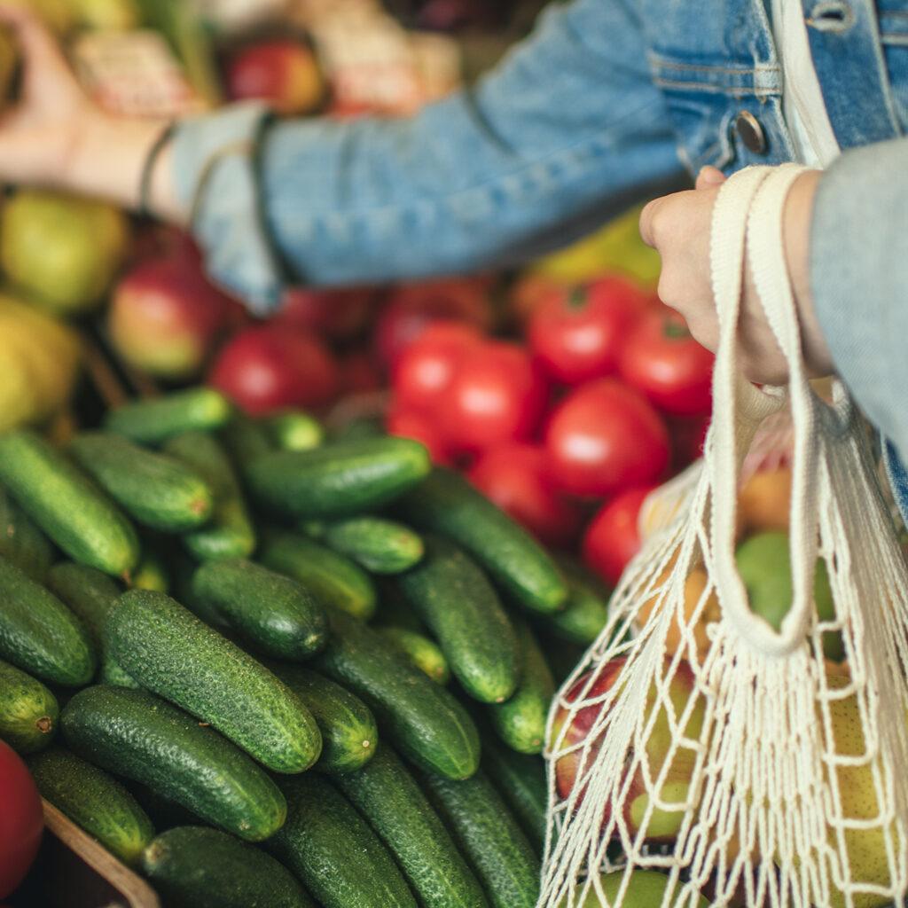 livsmedelsbutik, mat, matvaror, grönsaker, miljömärkning, 1159376930