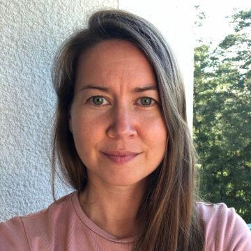 Malin Persson; personal; personalbild