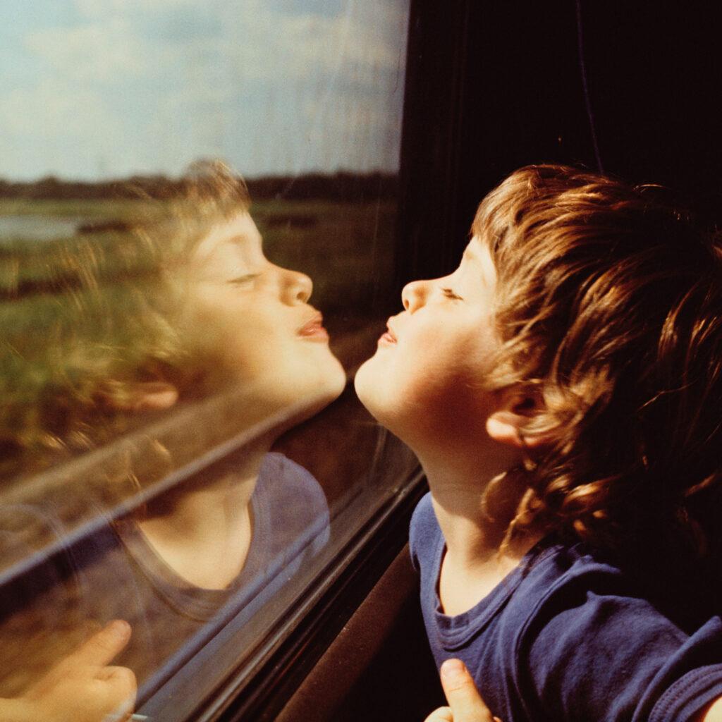 Tåg, barn, Sverige, kollektivtrafik