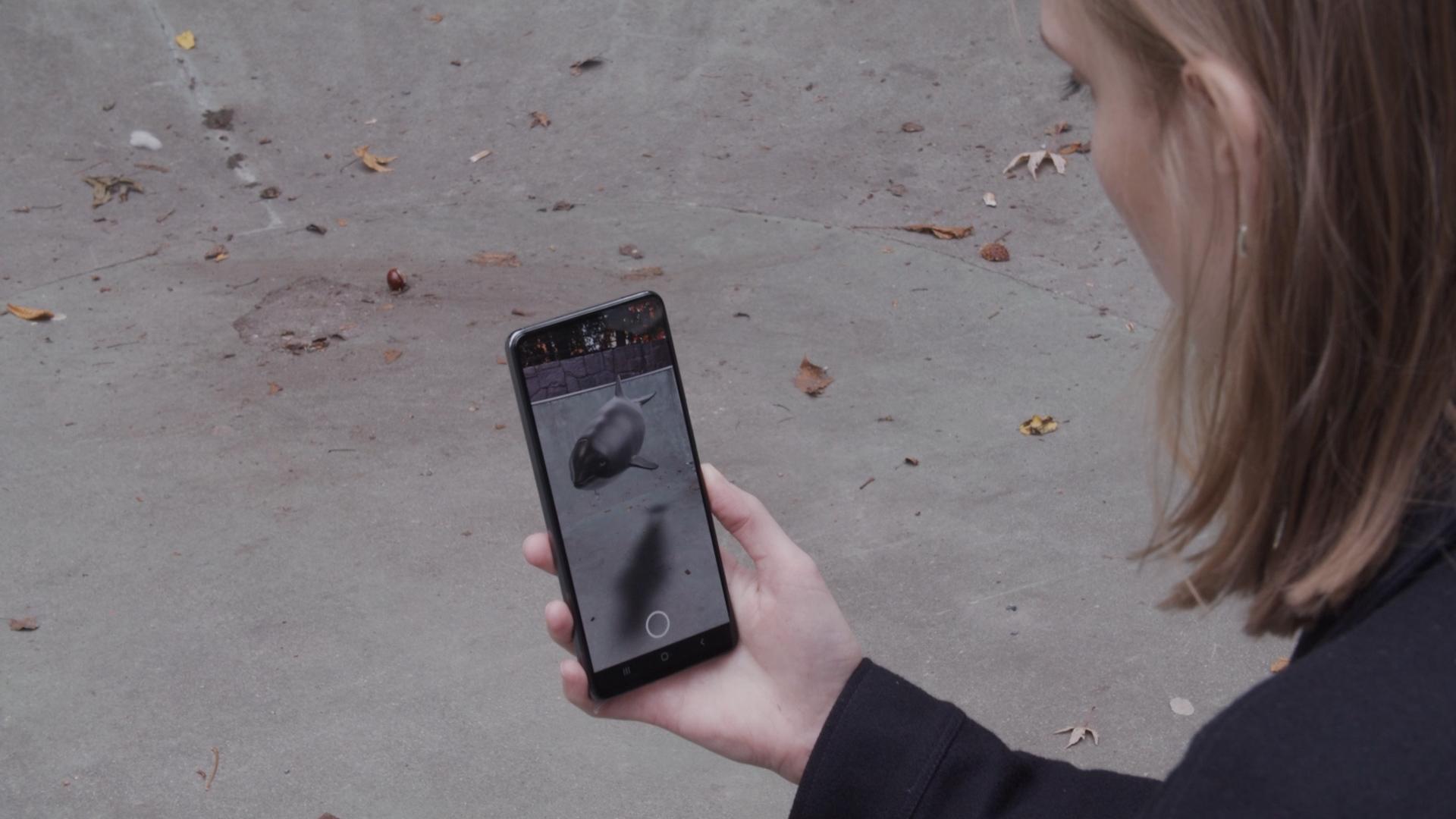 AR, mobil,