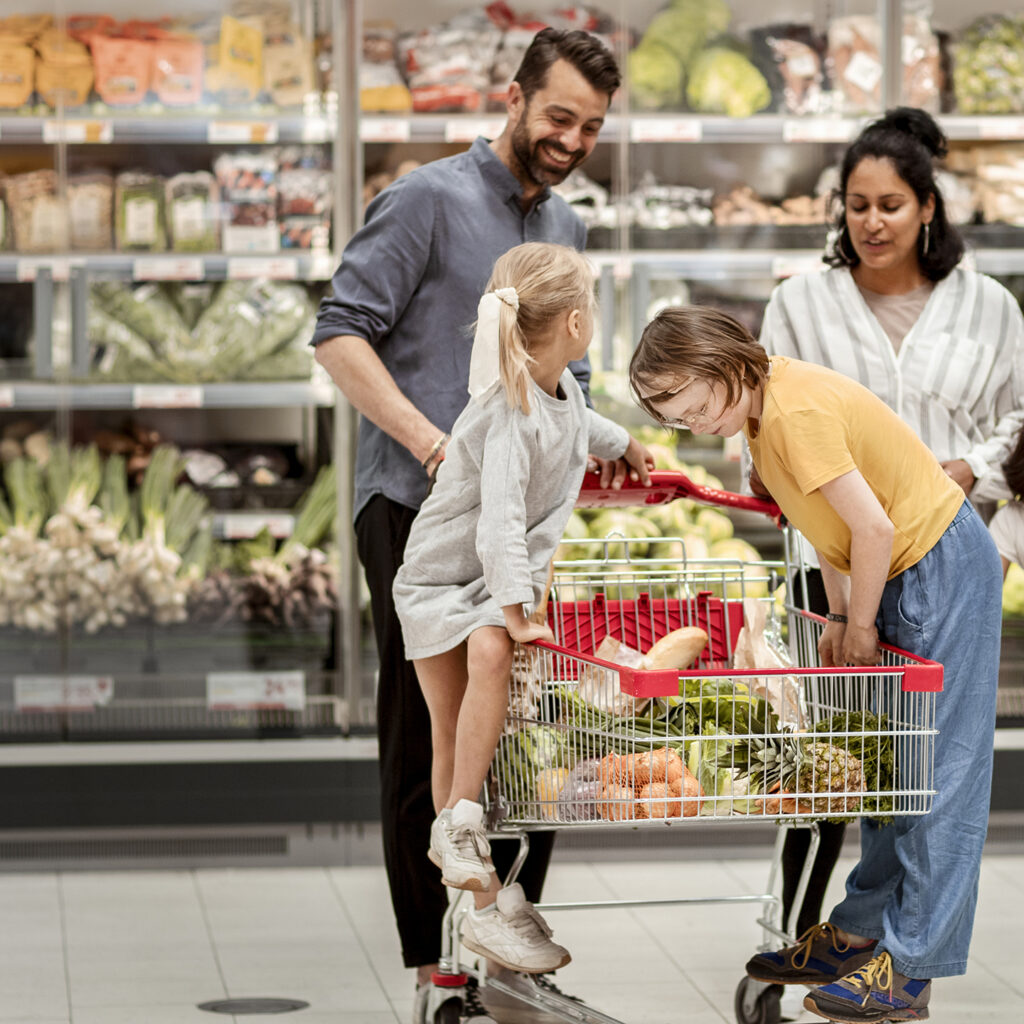 livsmedelsbutik, barn, familj, butik, matbutik, mat, 1287684345